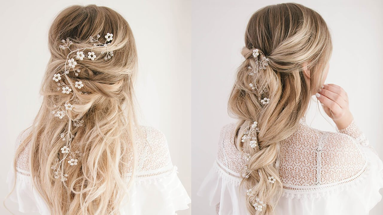 Top 10 Bridal Hairstyles Perfect For This Summer Season