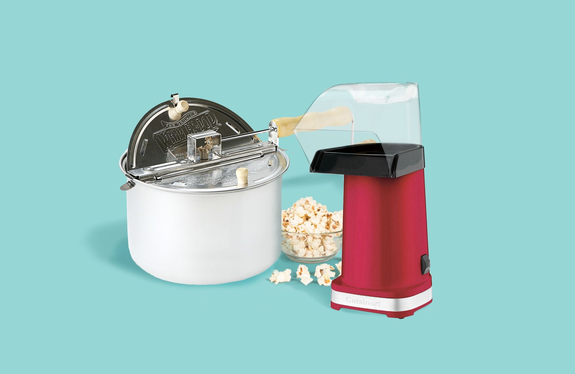 The Features Of The Best Popcorn Maker