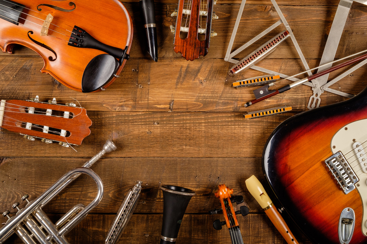 The fundamental need for harmony in music