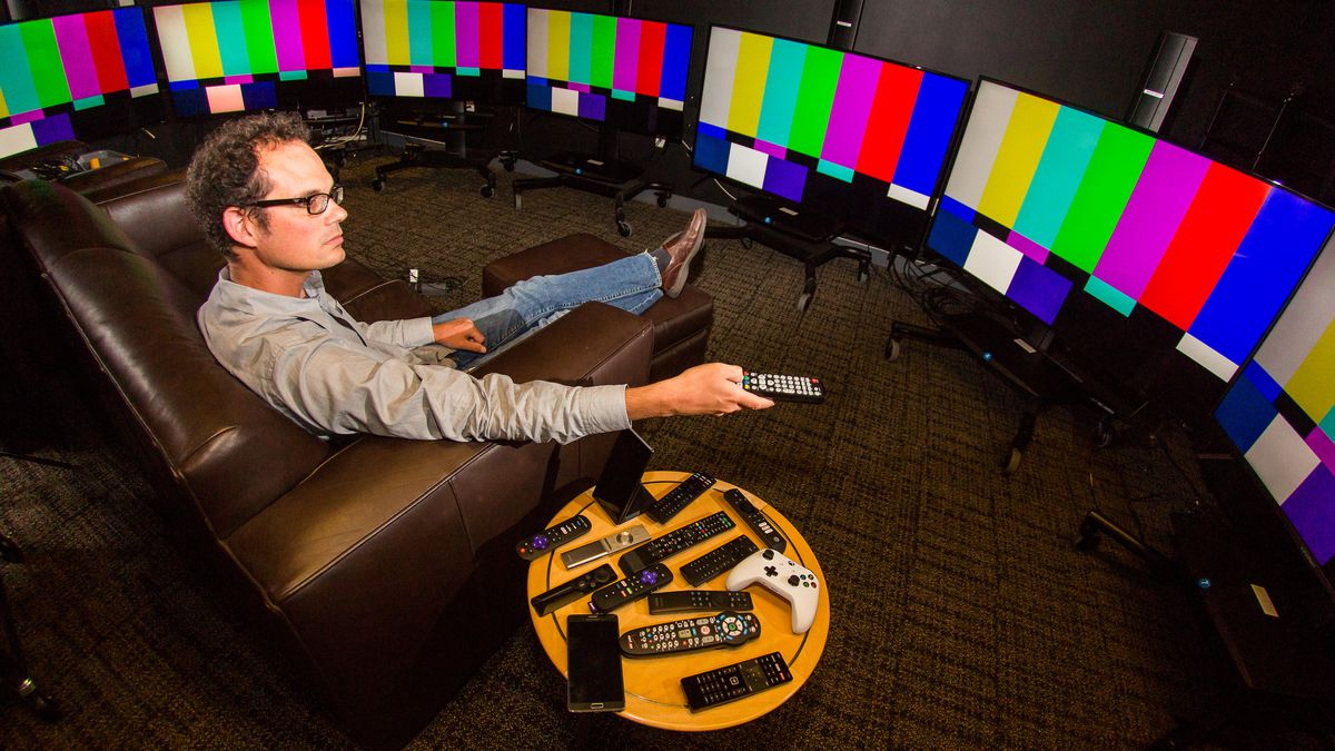 Check The Options Available For Color Calibration Of Television